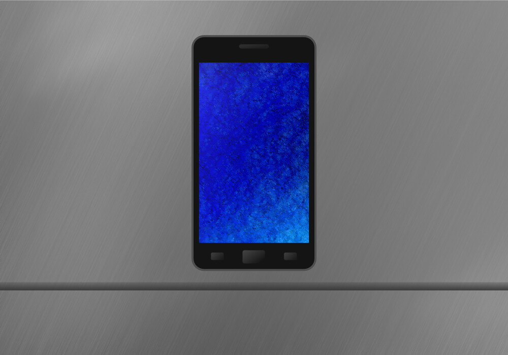 Blue Sponge SmartPhone Preview