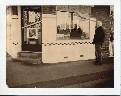 The Old Butcher's Shop | Polaroid