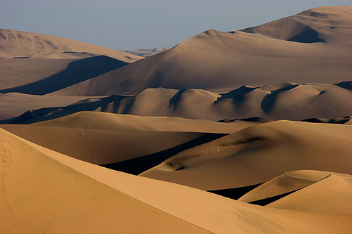 Dunes of Huacachina