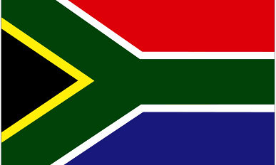 South Africa's National Flag