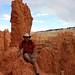Small photo of Joel along the Navajo Trail