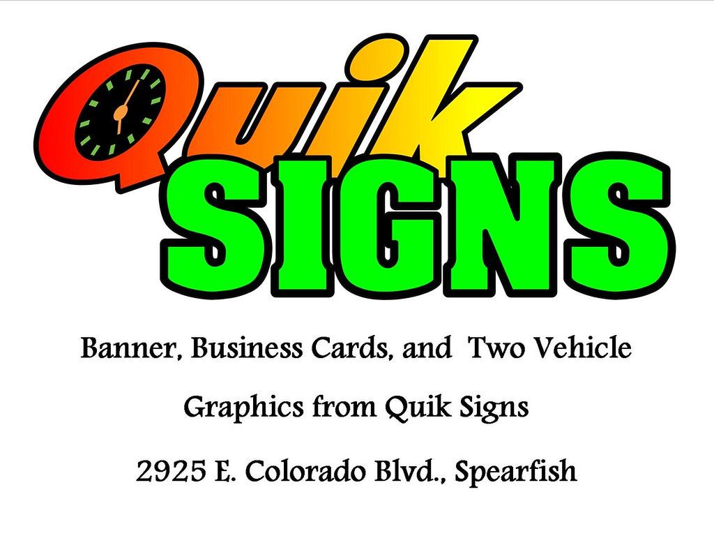Quik Signs