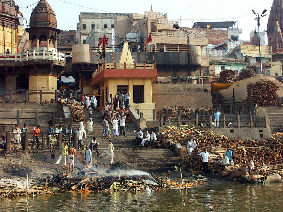 Варанаси (Бенарес, Каши), Индия 2007-0007