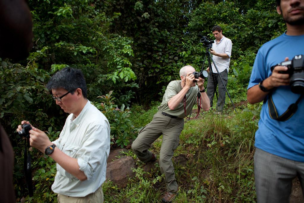 Together Liberia Project  - Rivercess Trip