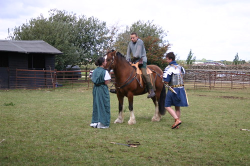 Cavalry Training