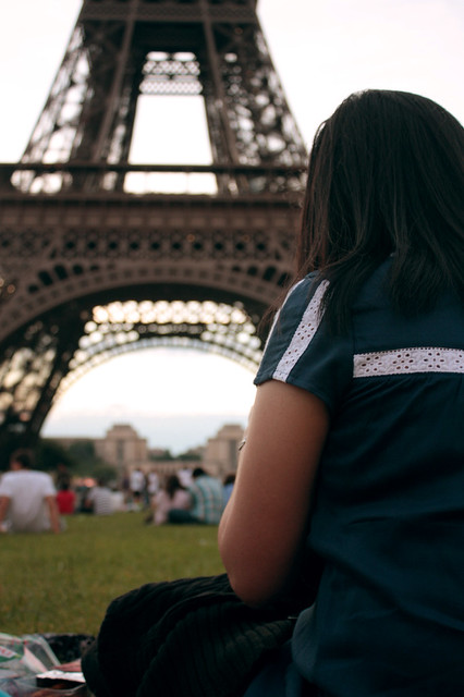 Me and the Eiffel