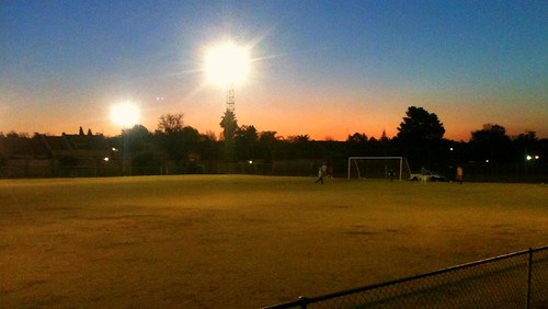 sunset landscape football iphone