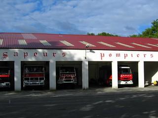 Caserne de Sapeurs-Pompiers (Aude)