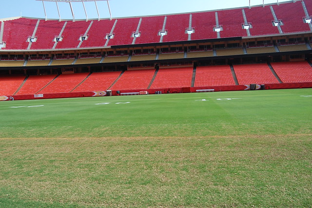 yard line