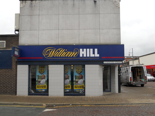 william hills bookies