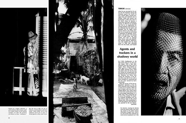 LIFE Jan 12, 1968 - The Vietcong Cadre of Terror (4)