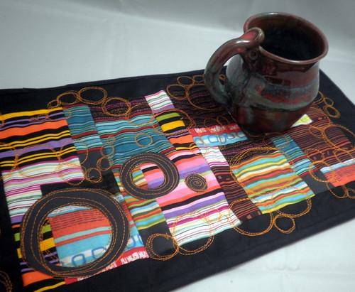 Adspiration - Electrolux - Quilted Mug Rug