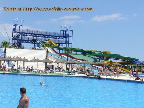 Hidropark slides