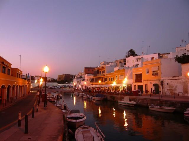 porto di Ciutadella - Minorca
