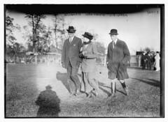 P.D. Cravath, Vera Cravath, and J.B. Larkin  (LOC)