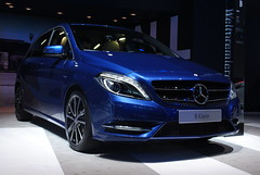 automobile(1.0), automotive exterior(1.0), wheel(1.0), vehicle(1.0), automotive design(1.0), mercedes-benz(1.0), auto show(1.0), mercedes-benz a-class(1.0), mercedes-benz b-class(1.0), compact car(1.0), bumper(1.0), land vehicle(1.0), luxury vehicle(1.0), hatchback(1.0),