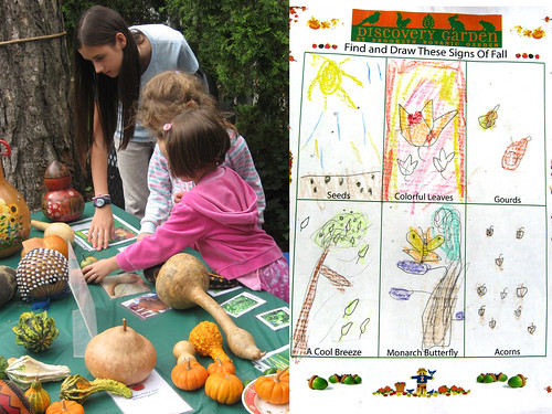 Discovery Garden Fall Workshop