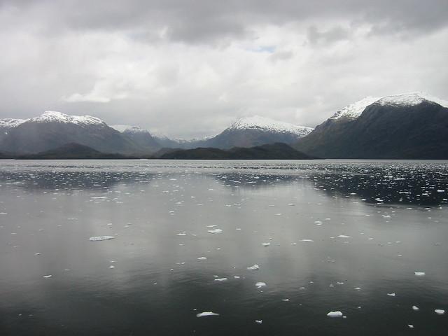 Iceberg inlet