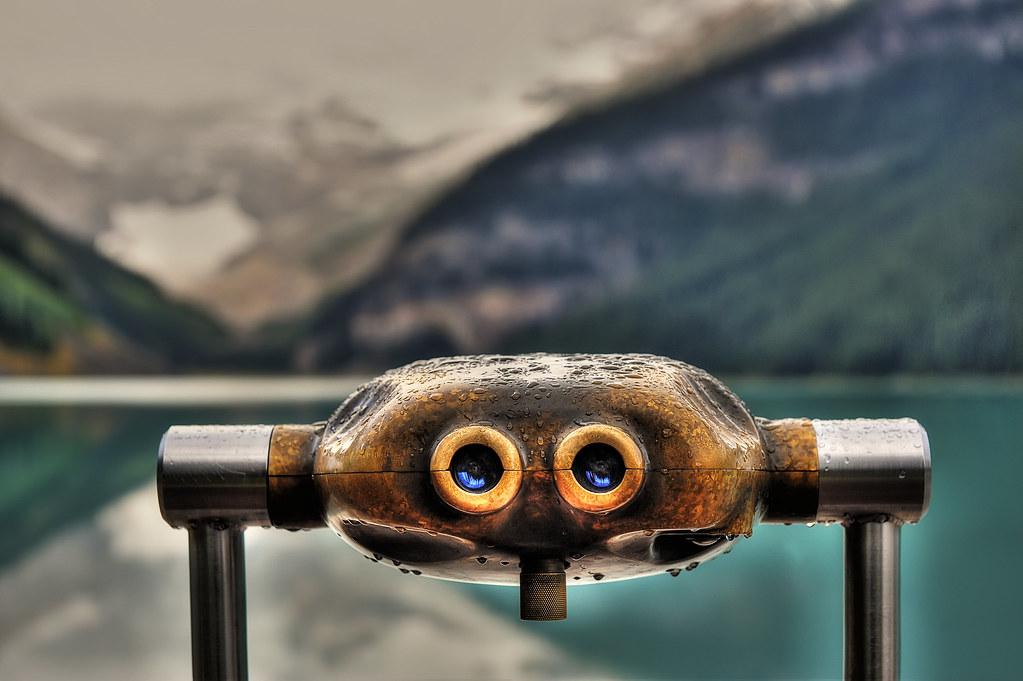 lake louise binocular
