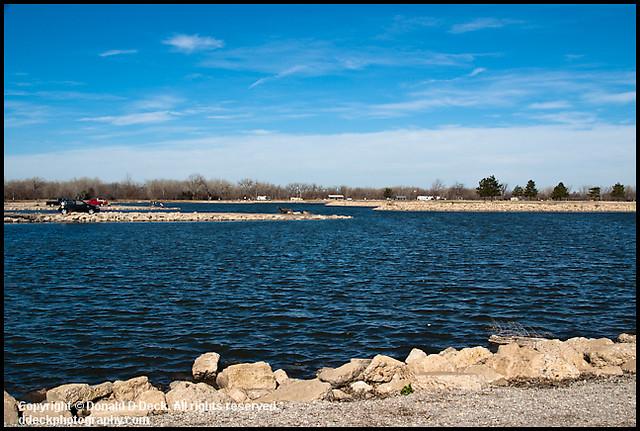 Pratt country kansas state fishing lake flickr photo for Fishing in kansas