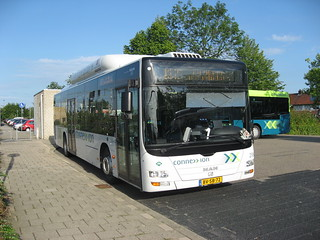 Connexxion bus 2984 Goes NS