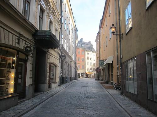 Gamlen Stan, Stockholm. Estocolmo, Suecia