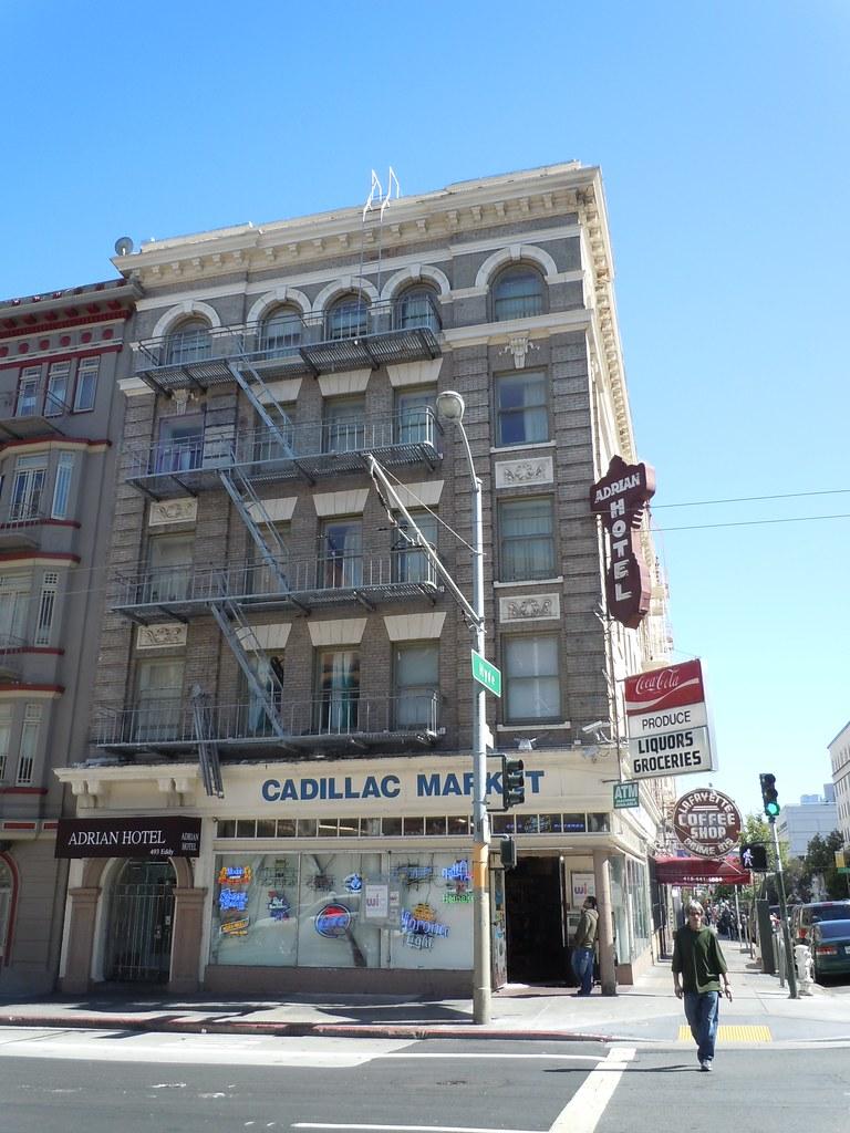 Hotels Near Geary Street San Francisco