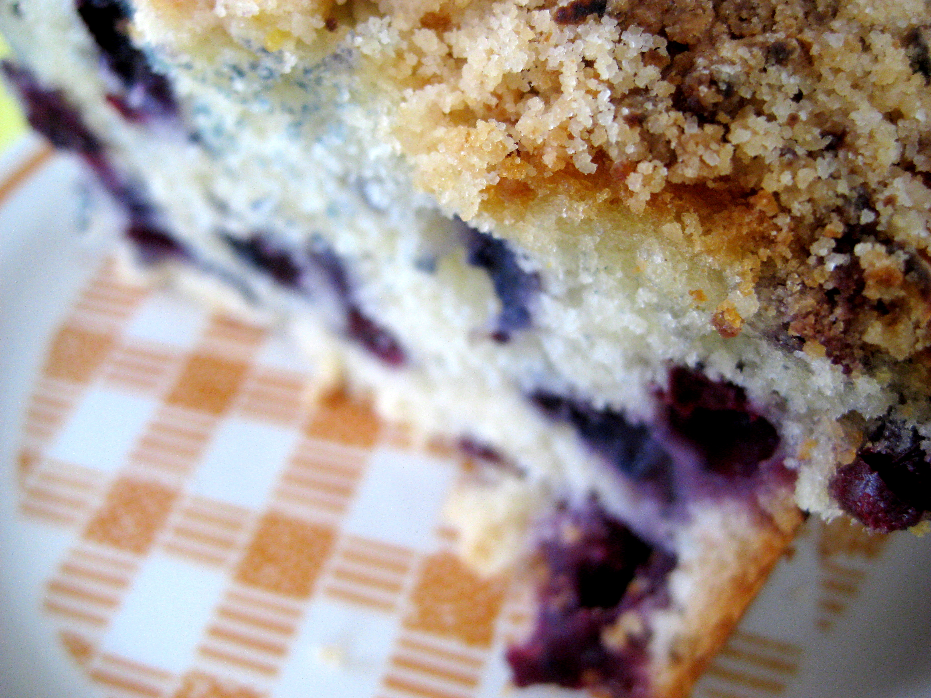 blueberry buttermilk coffee cake | recipe on the blog ...