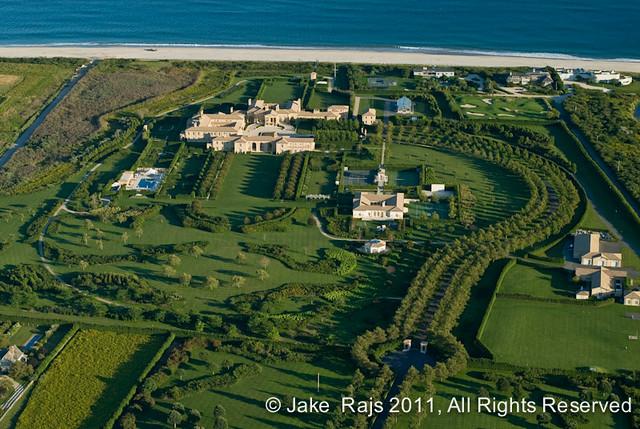 South fork east hampton ira rennert property long for Hamptons long island