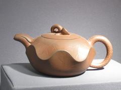 19th Century Chinese stoneware teapot