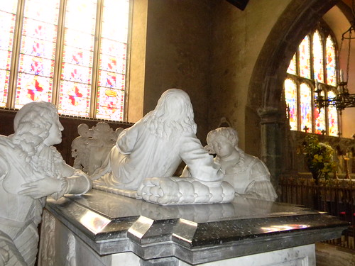 Sackville tomb, Withyam Church