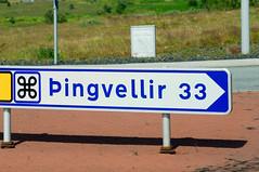 On the Road to Thingvellir