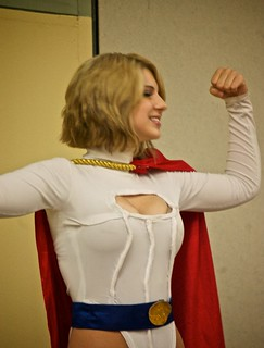 Power Girl 6