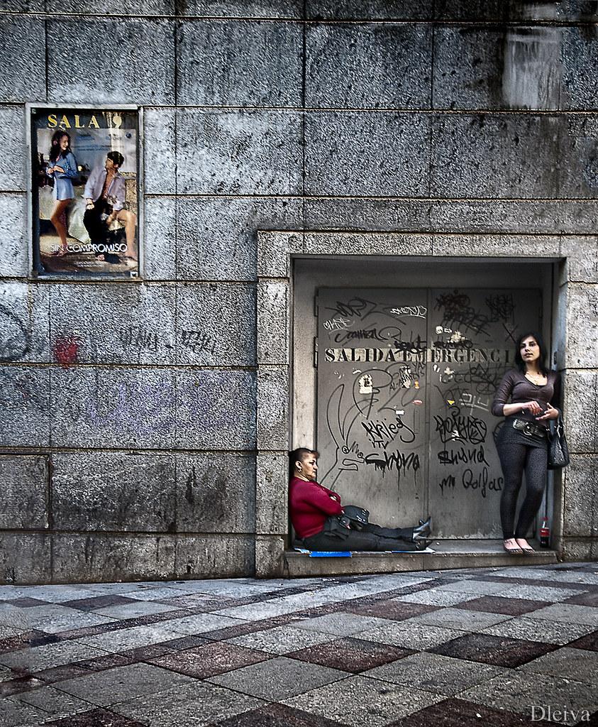 calle prostitutas madrid precios prostitutas