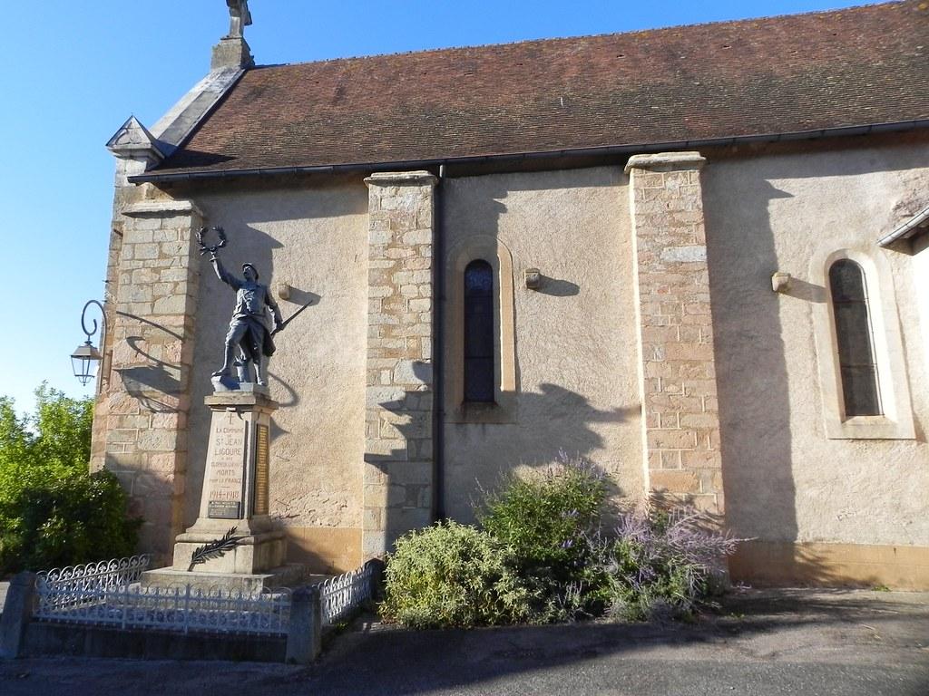 Saint-Jean-Ligoure, Haute-Vienne, France