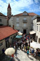 Diario de Viaje Día 8 - Croacia, Croatia: Trogir y Parque Nacional de Krka (1/18)