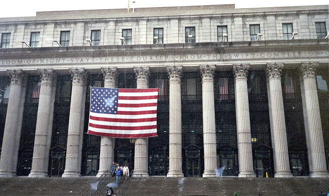 New York City Post Office At 34th Street And 8th Avenue