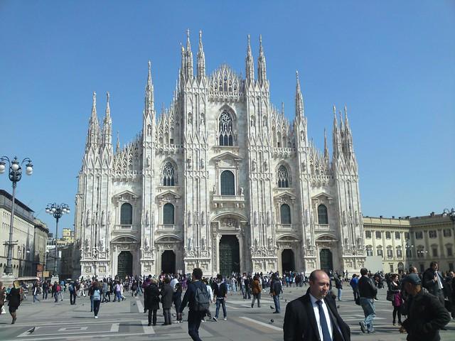 Milan Cathedral (Duomo di Milano), Milan (Milano)
