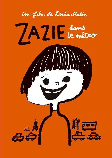 100% ORANGE - Zazie dans le metro