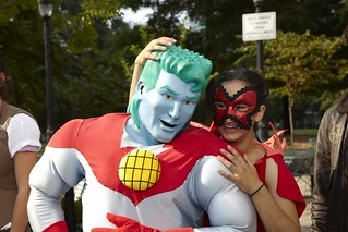 Captain Planet and Fire