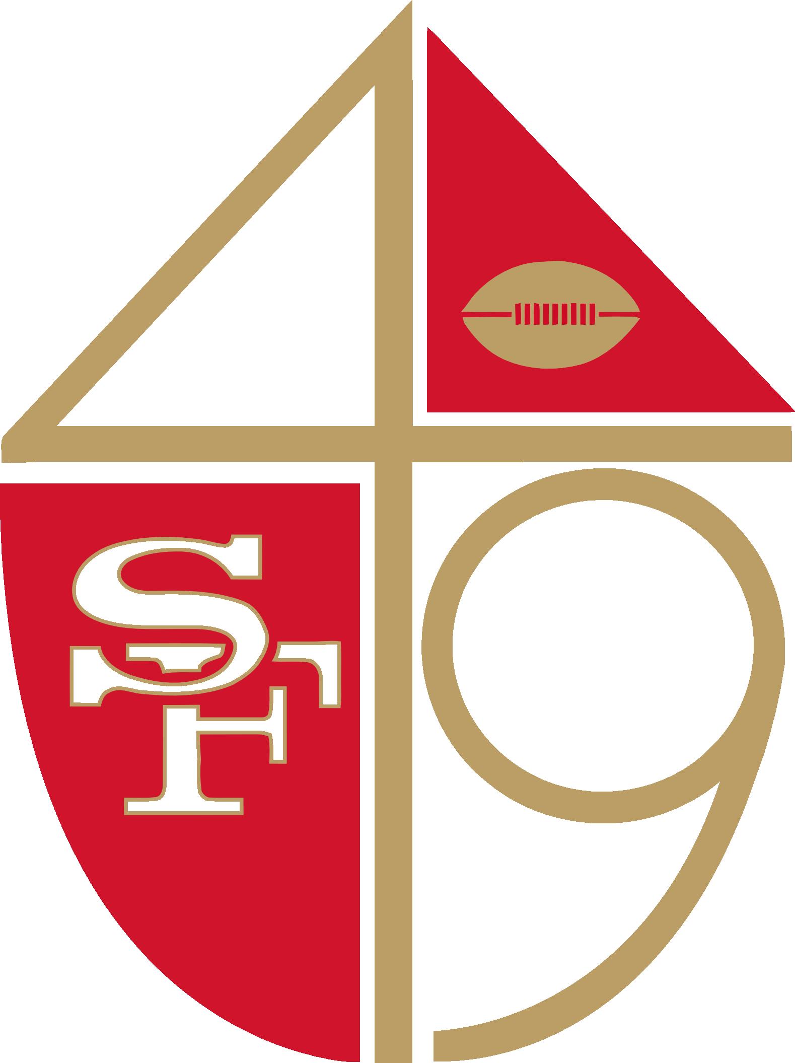 san francisco 49ers logo images