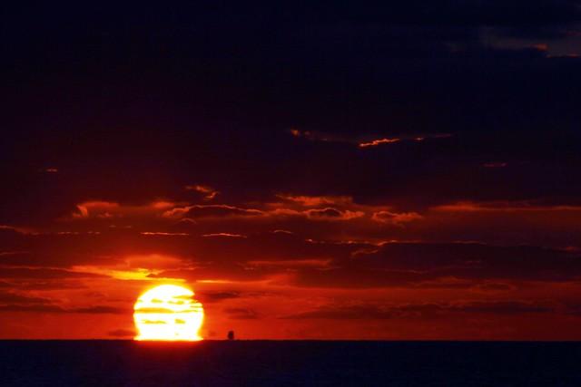 Melting Sun