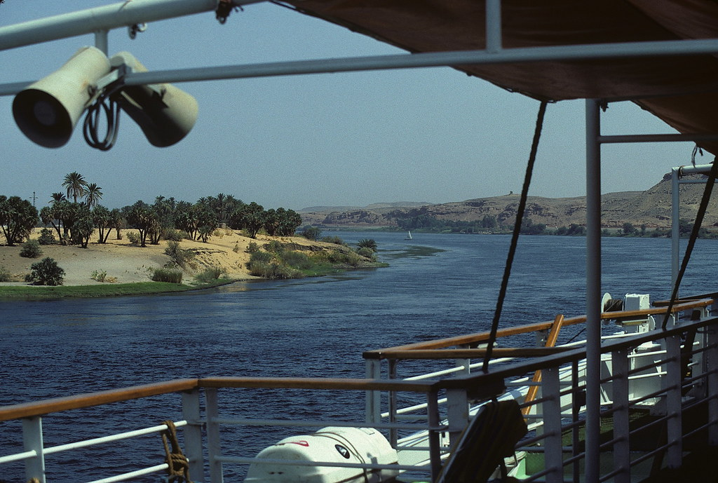 The majestic Nile