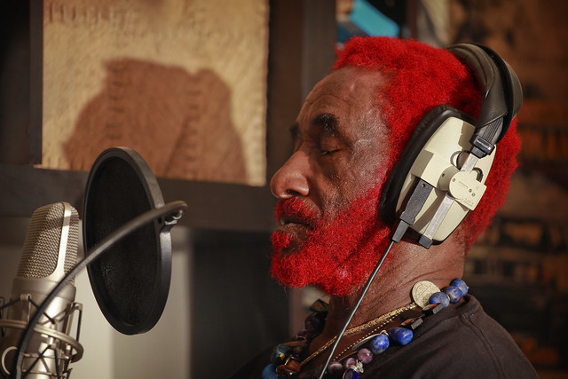 Lee Scratch Perry @ RLS Session 2