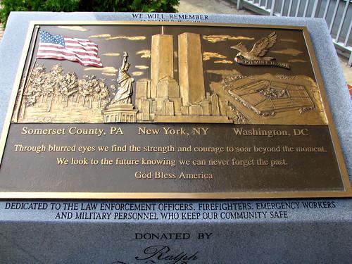 September 11, 2001 Memorial - Cleveland, TN