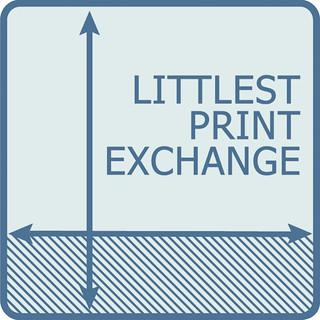 The Littlest Print Exchange
