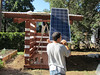 Solar Garden Shed