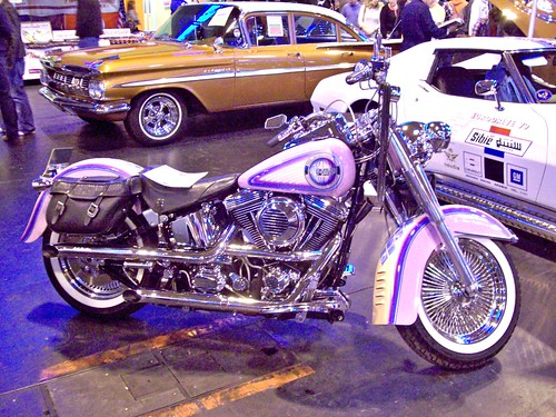 124 Harley Davidson