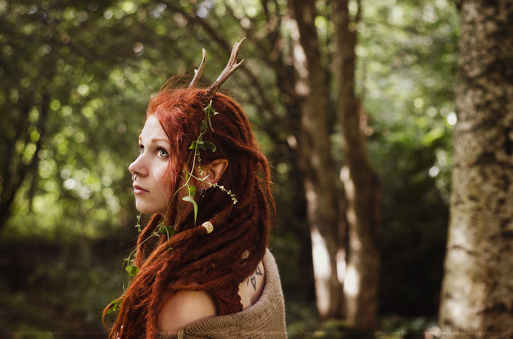 Keeper of the Forest by Rania Maria Photography [www.raniamaria.eu]