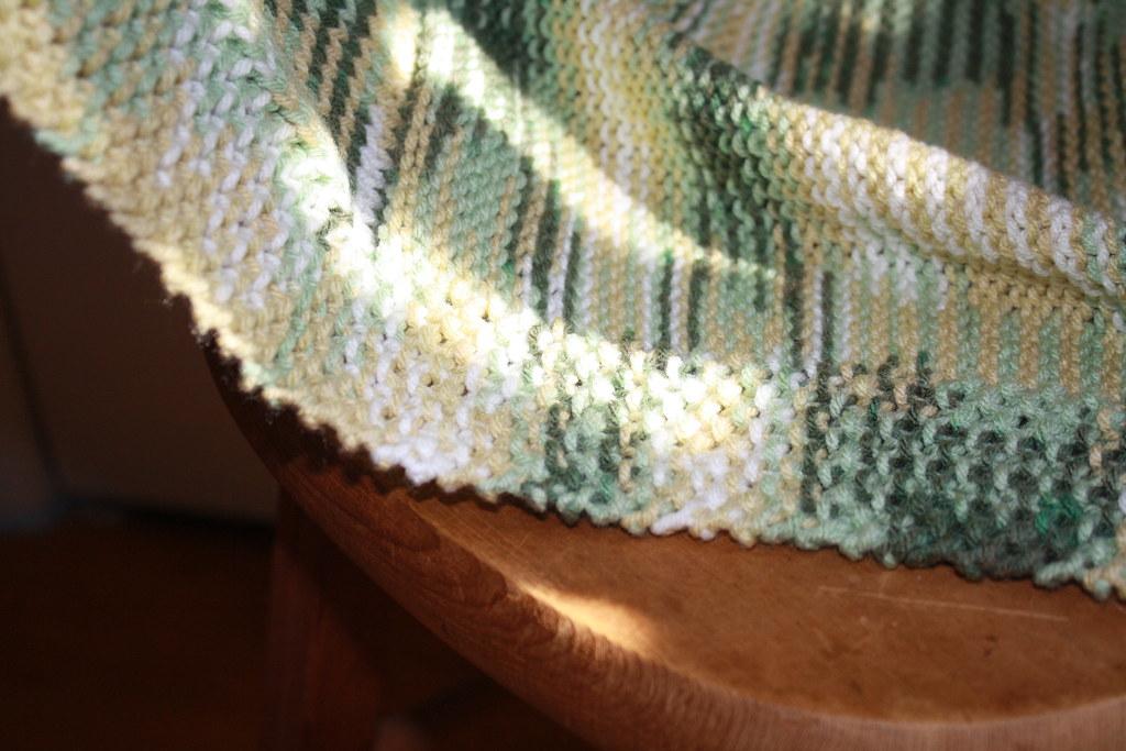 Knitting Jobs Ireland : Easy to knit baby blanket babi italia